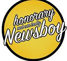 Honorary Newsboy by EHanesCreations
