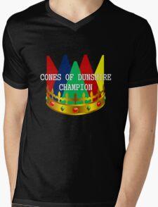 Dunshire Mens V-Neck T-Shirt