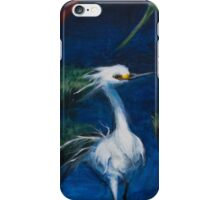 Egrets in the Water iPhone Case/Skin