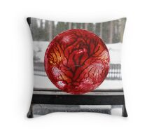 No Wood, Just Trees Throw Pillow