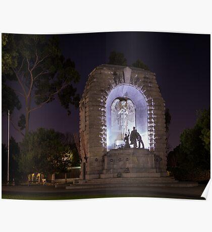 National War Memorial (South Australia) Poster