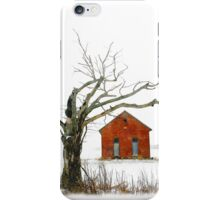 School District No. 8 _ 1892 iPhone Case/Skin