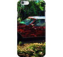 Red Jello Car iPhone Case/Skin