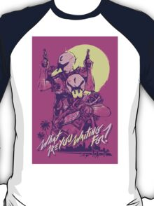 Alew - Hotline Miami 2 T-Shirt