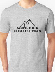 Mordor Climbing Team Unisex T-Shirt