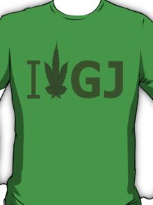 I Love GJ T-Shirt
