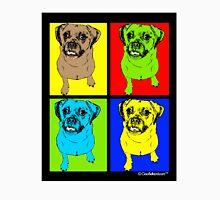 Designer Puggle Dog Pop Art Unisex T-Shirt