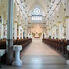 Catholic Church #2 by JackieSmith