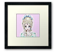 ~Marie~ Framed Print