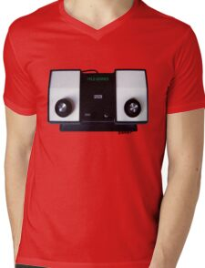 Pong-T Mens V-Neck T-Shirt