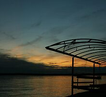 """Sunset Cove II, Madison Wisconsin, 2010"" by Brad Starks"