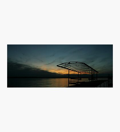 """Sunset Cove II, Madison Wisconsin, 2010"" Photographic Print"