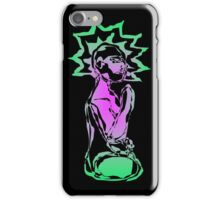 Digital Yogi - 7 (2008) iPhone Case/Skin