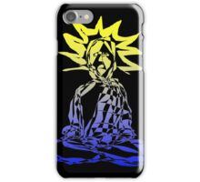 Digital Yogi - 8 (2008) iPhone Case/Skin