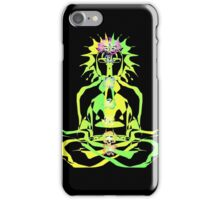 Digital Yogi - 11 (2008) iPhone Case/Skin