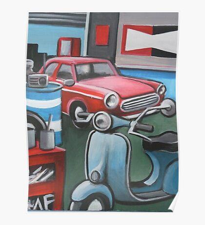 Garage 1 Poster