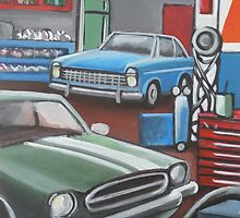Garage 2 by osiria