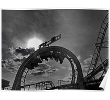 Rollercoaster love.... Poster