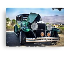 A Classic Car Canvas Print