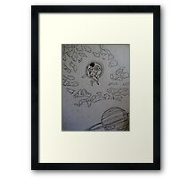 Kosmos Framed Print