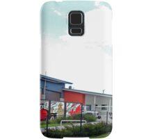 Fire Station, Wishart, Queensland, Australia Samsung Galaxy Case/Skin