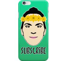SUBSCRIBE iPhone Case/Skin