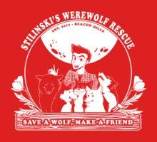 Stilinski's Werewolf Rescue Kids Clothes