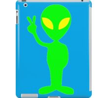 PEACEFUL ALIEN iPad Case/Skin