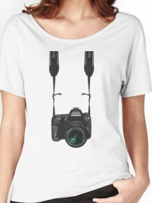 I am a photographer Women's Relaxed Fit T-Shirt