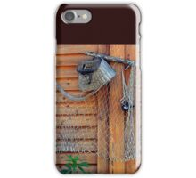 Recycling Old Fishing Gear iPhone Case/Skin