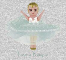 Love a Kewpie - Mint Green Kids Clothes