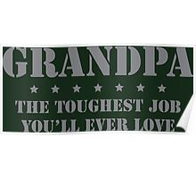 GRANDPA - Toughest Job You'll Ever Love Poster