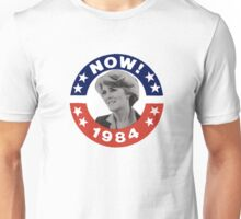 Geraldine Ferraro Campain '84 Unisex T-Shirt