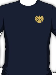 Agents of SHIELD (Gold) T-Shirt
