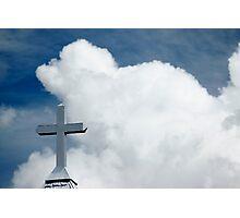 Rejoice The Lord Cometh - Mesilla NMex Photographic Print