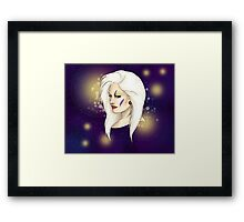Roxy - The Misfits Framed Print