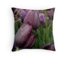 Big Wet Kiss - Longwood Gardens USA Throw Pillow