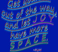 Create SPACE ~ ~ ~ by TeaseTees