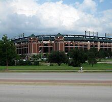 The Ballpark in Arlington by Vivian Sturdivant