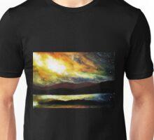 Twilight over Loch Dunvegan Unisex T-Shirt