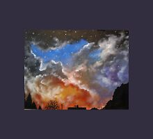 Northern night sky Unisex T-Shirt