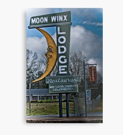 moon winx lodge Metal Print