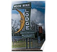 moon winx lodge Poster