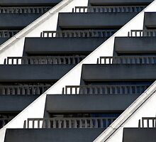Hyatt Regency composition by luvdusty
