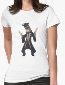 Pixelborne - Micolash Womens Fitted T-Shirt
