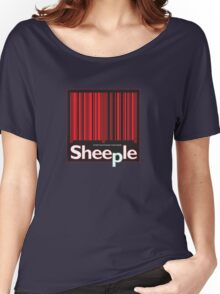 Sheeple StepOutside3 Women's Relaxed Fit T-Shirt