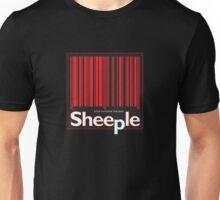Sheeple StepOutside3 Unisex T-Shirt