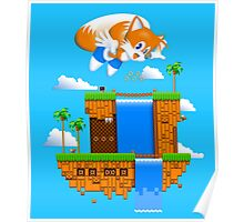 Flying Fox Poster