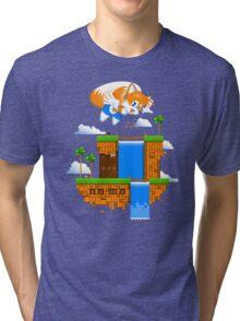 Flying Fox Tri-blend T-Shirt