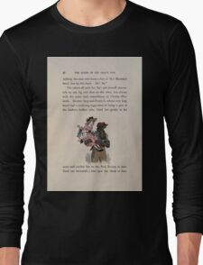The Queen of Pirate Isle Bret Harte, Edmund Evans, Kate Greenaway 1886 0050 Pirate Carry Long Sleeve T-Shirt